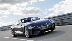 Konseptten gerçeğe: BMW 8 üretime hazır!