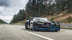 Bugatti Chiron'dan 0-400 km hız rekoru