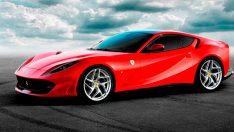 Ferrari'nin en hızlısı 812 Superfast Türkiye'de! İşte fiyatı