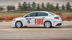 Asfalta özel 180 HP'lik Fiat Egea Sedan Şanlıurfalılarla buluştu