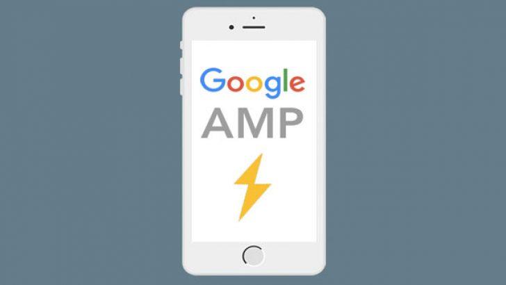 Google Hızlandırılmış Mobil Sayfalar ile sayfaları hızlandıracak