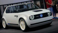 Honda Urban EV elektrikli konsept aracı Tokyo'da tanıtıldı