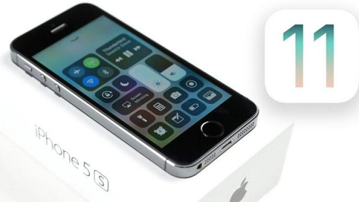 iOS 11 güncellemesieski iPhone'ları yavaşlatıyor mu