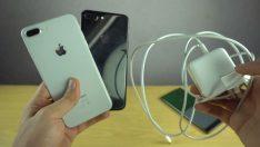 iPhone 8 Plus'ın hızlı şarj özelliği bir şaka mı?