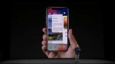 iPhone X açık uygulamalar nasıl görülür