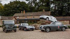 Jaguar Land Rover klasiğe doyuruyor