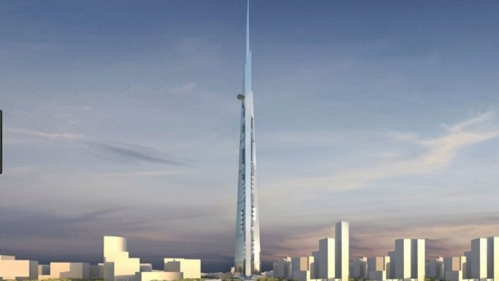 Jeddah Kule dünyanın en uzun gökdeleni olacak