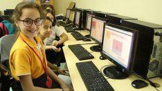 Uğur Koleji kodlama, robotik ve 3 boyutlu tasarım dersleri başladı