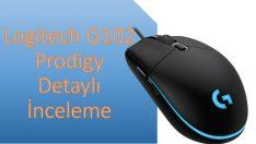 Logitech G102 Prodigy Gaming Mouse detaylı inceleme