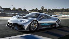 Mercedes-AMG Project One F1 fabrikasında üretilecek