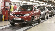 Nissan Japonya'da üretimi durduruyor