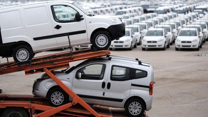 ABD'ye binek otomobil ihracatında rekor artış