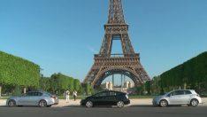 Paris'ten dizel ve benzine kırmızı ışık