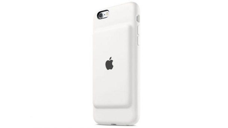 iPhone'lar için uzun ömürlü pil kutusu