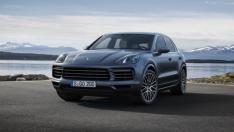 İşte 2018 Porsche Cayenne Turbo