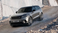 Yeni Range Rover Velar'a ilk bakış