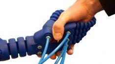 Kendi kendini tedavi eden robot geliştirildi