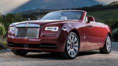 Azeri işadamı Sarkan İsmailov'un Rolls-Royce'u icradan satılık