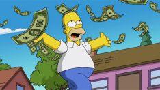 Simpsons fanları Avustralya'nın para birimini değiştirmeyi amaçlıyor