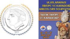 Uluslararası Sinope ve Karadeniz Arkeolojisi Sempozyumu başlıyor
