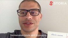 Storia Türkiye kullanıcıları soracak, efsane futbolcu Alex de Souza yanıtlayacak