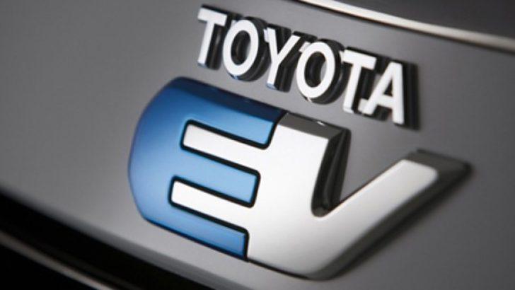 Toyota Çin'e özel elektrikli araç üretecek