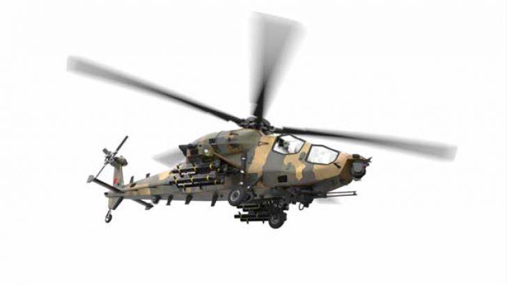 ATAK 2 ve T625 milli helikopterlerinin görselleri paylaşıldı
