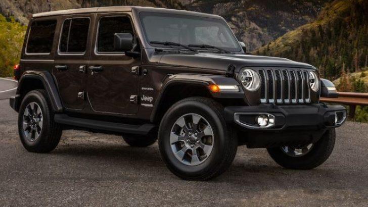 2018 Jeep Wrangler: İlk resmi görüntüler paylaşıldı