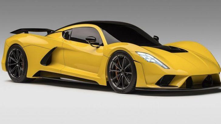 Dünyanın en hızlısı Venom F5 görücüye çıktı