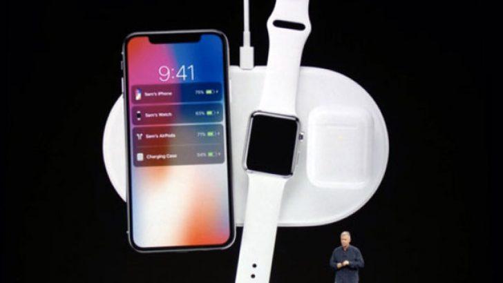 Apple'ın kablosuz şarj cihazı AirPower'ın satış fiyatı belli oldu