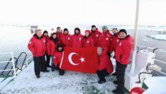 Türkiye'nin Antarktika'da üs hayali gerçek oluyor