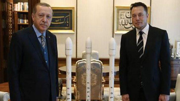 Cumhurbaşkanı Erdoğan ile Elon Musk neden görüştü