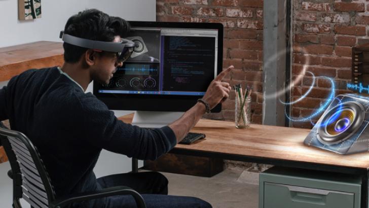 Microsoft'un artırılmış gerçeklik cihazı Hololens, Türkiye'ye geliyor!
