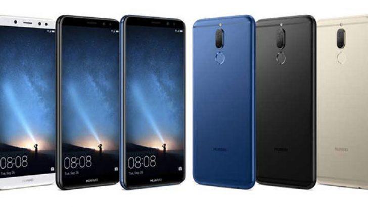 Huawei Mate 10 lite Türkiye'de satışa çıktı