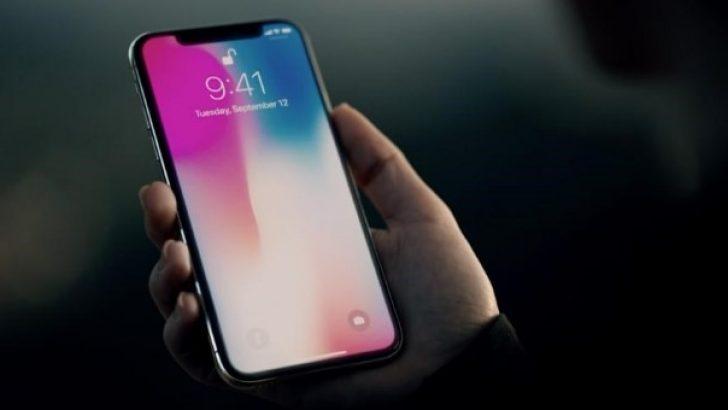 Apple iPhone X'un OLED ekranında yanma riskini bulunduğunu açıkladı