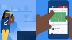 Facebook'un spor taraftarlarını sevindirecek yeni uygulaması