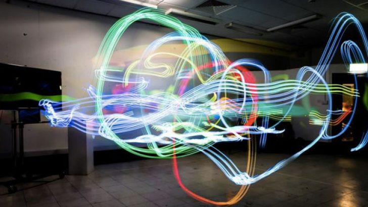 Süsleme ışıkları Wi-Fi genişbant hızını düşürüyor