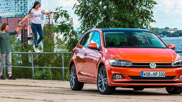 Yeni Volkswagen Polo Vosmer'de!