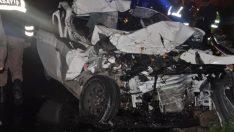 Aydın'da hukuk fakültesi öğrencileri kaza yaptı: 3 ölü, 1 yaralı