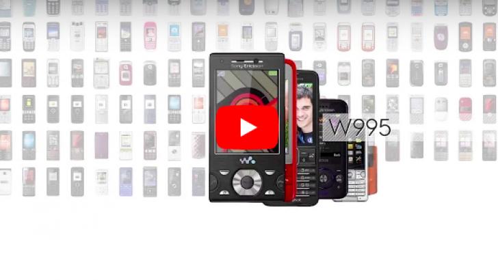 Tüm Sony Ericsson telefonları tek videoda!