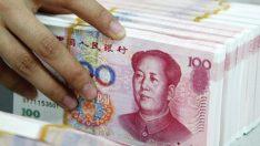 Çin'de yuan cinsinden kredilerde rekor