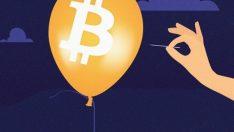 Bitcoin, balonu da geçti!