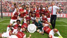 Arsenal'de kripto para dönemi