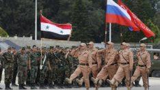 Rusya ile Suriye arasında enerjide iş birliği