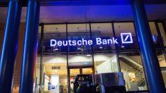 Deutsche Bank'tan 2.2 milyar euro zarar