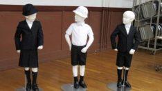 Armani marka ilkokul üniforması tartışma yarattı