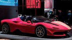 Ferrari, 70. yılını kutluyor