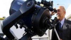 Bakırlıtepe'ye 75 milyon liralık teleskop!