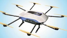 Airbus drone ile kargo taşıyacak
