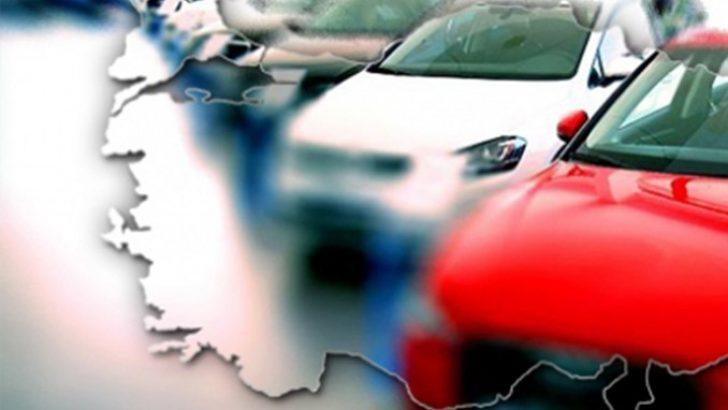 Türkiye'de her 7 kişiye bir otomobil düşüyor